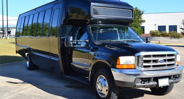 18 Passenger party bus denver