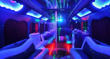 18 Passenger party bus rental denver