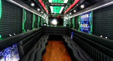 22 passenger party bus 1 denver
