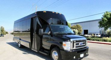 22 passenger party bus denver