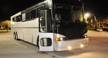 40 passenger party bus denver