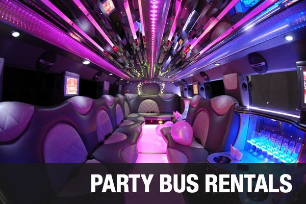 Party bus Rentals denver