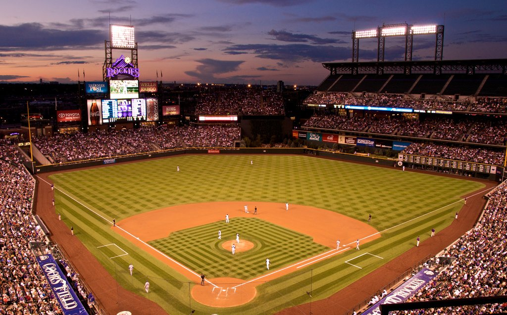 party bus rental coors field denver