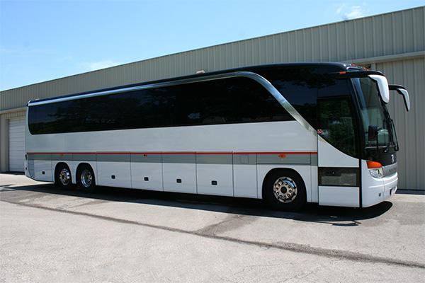 Denver 56 Passenger Charter Bus